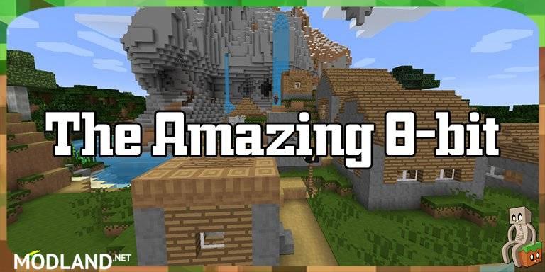 The Amazing 8-Bit [1.12.2]