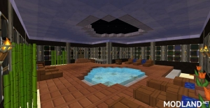 Dust pool house