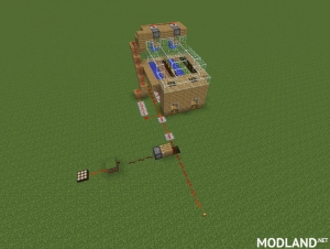 Fully automatic pumpkin harvest plant v 1.0, 4 photo