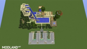 Hotel with swimming pool v 3.0, 2 photo