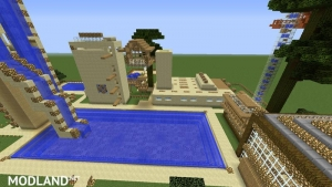 Hotel with swimming pool v 3.0, 7 photo