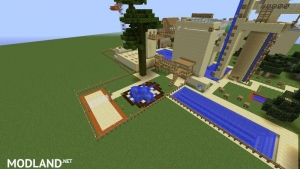 Hotel with swimming pool v 3.0, 8 photo