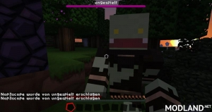 unplayed Boss Mod v 1.7.10, 1 photo