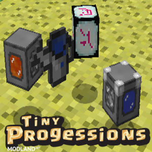 Tiny Progressions Mod 1.12/1.11.2, 4 photo