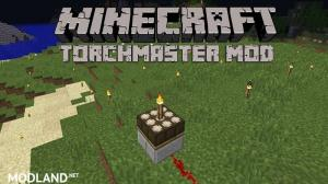 TorchMaster Mod 1.12.1/1.11.2