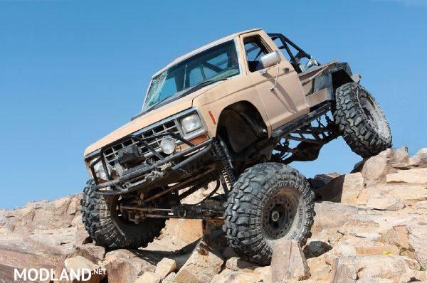 83 Ford Ranger Desert Crawler