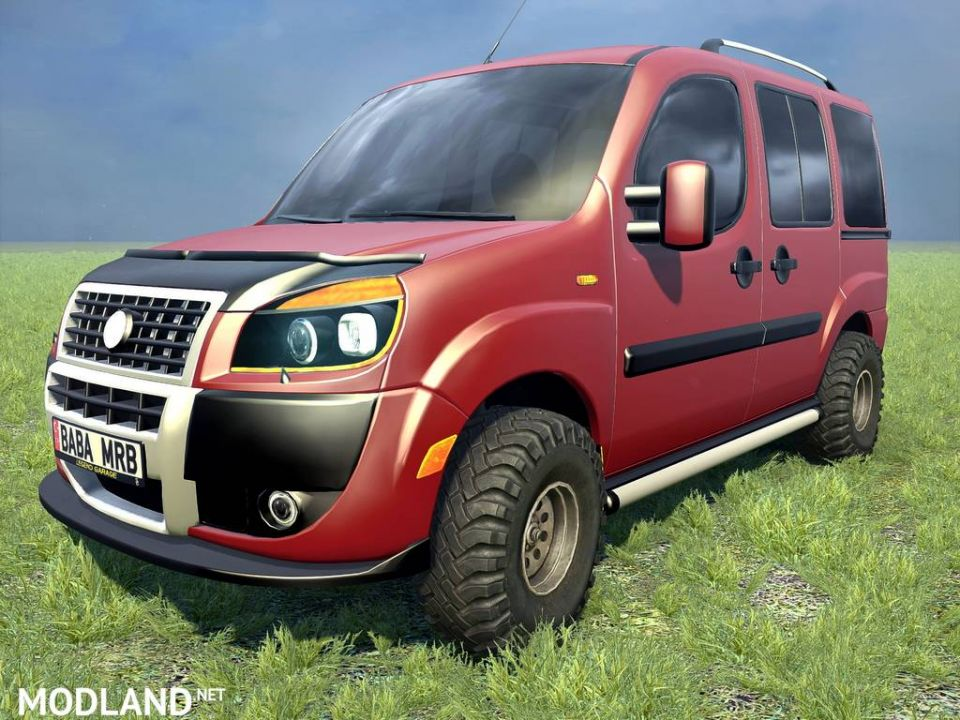 Fiat Doblo OffRoad