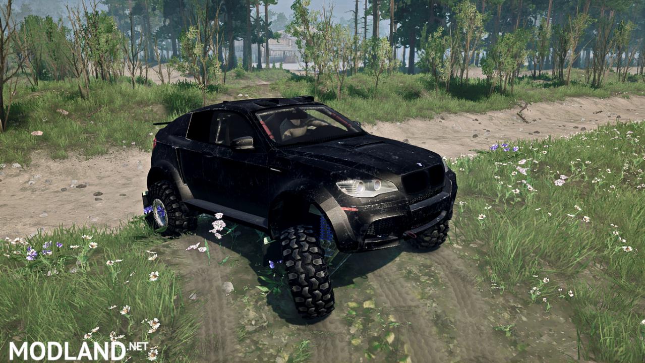 BMW-X6 SPECIAL
