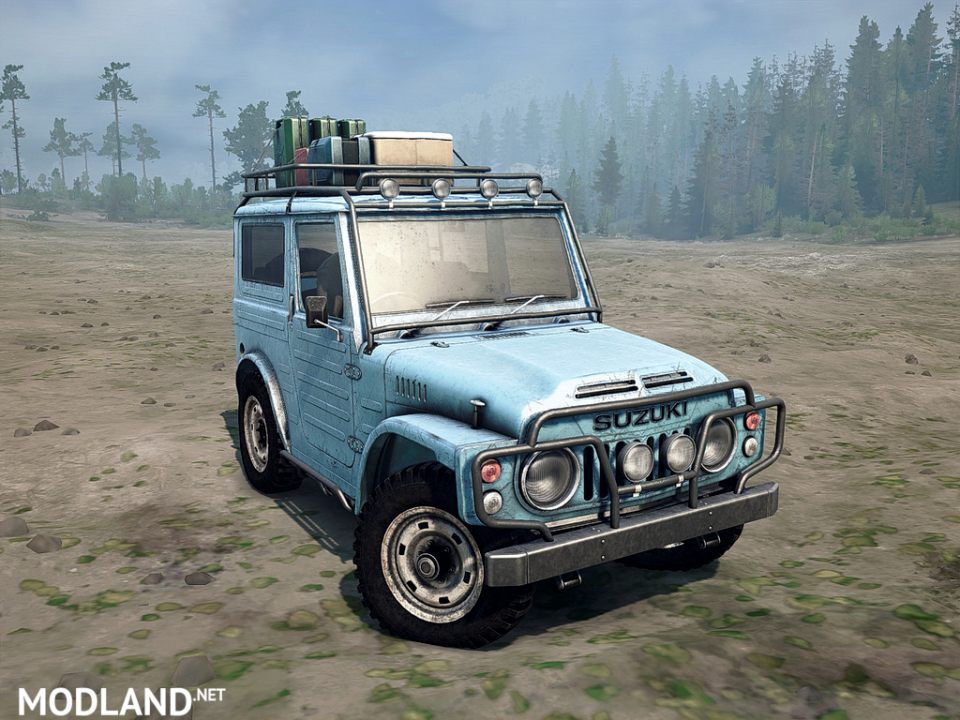 Suzuki LJ80 Jangkrik version 30.07.18 for (v18/05/21)