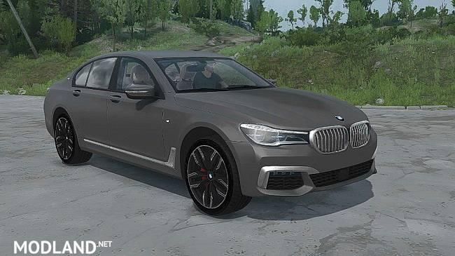 BMW M760i 2017