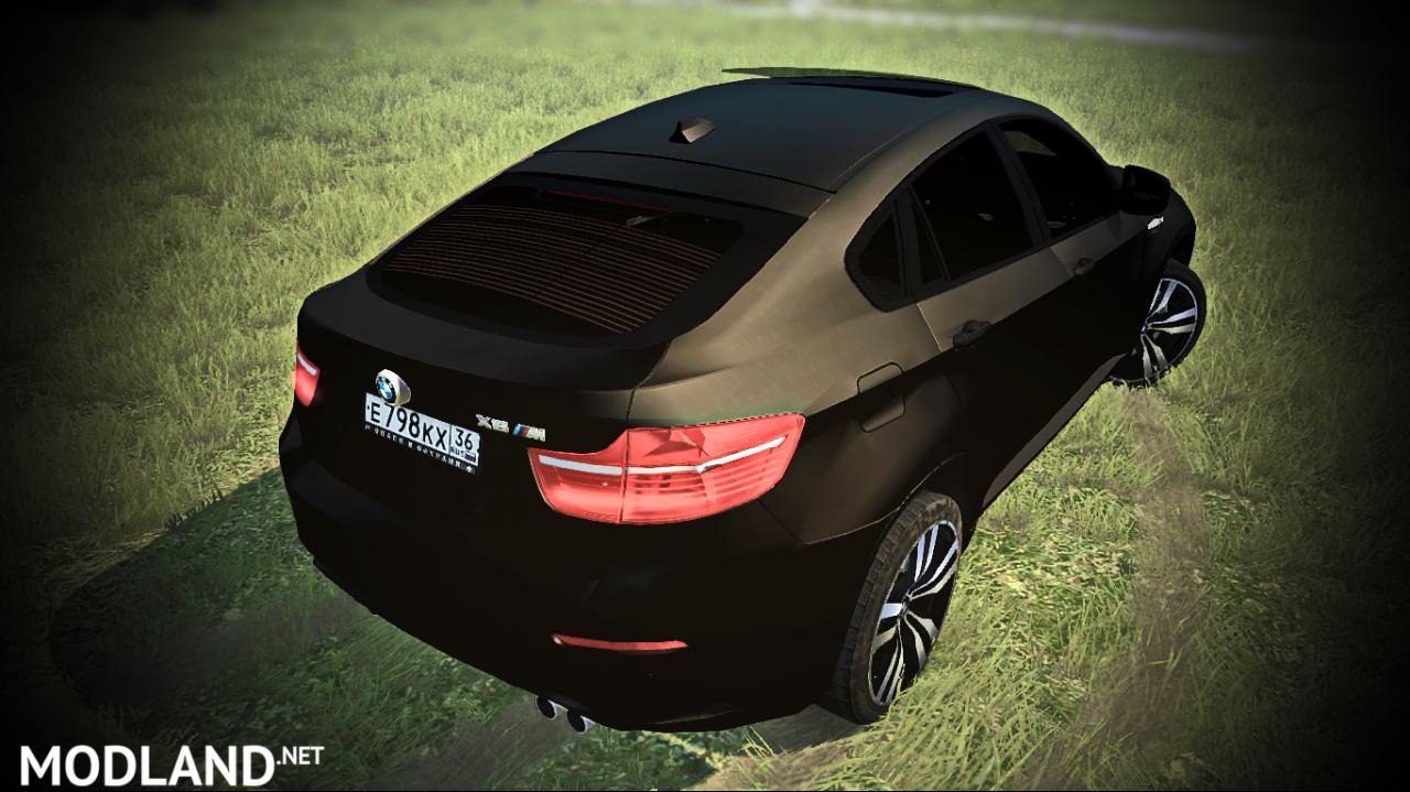 BMW X6M v 09.03.18 for (v29.01.18)