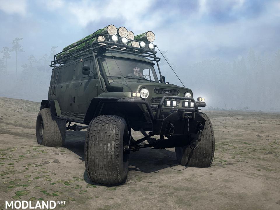 "All-terrain vehicle ""BEAR"""