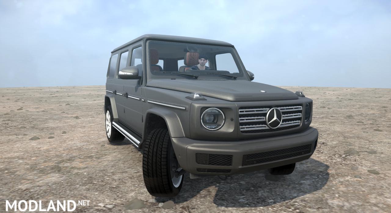 Mercedes Benz G-Class 2019