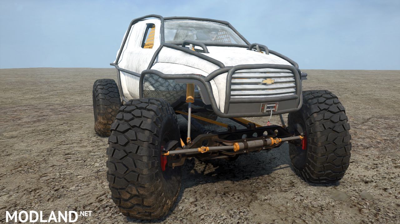 2008 Chevy HHR Crawler