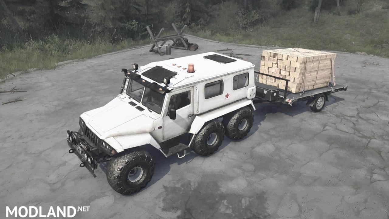 TREKOL-39294 Mod