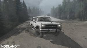Chevrolet Suburban 1989 v 1.0, 2 photo