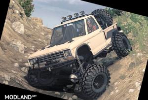 83 Ford Ranger Desert Crawler, 3 photo