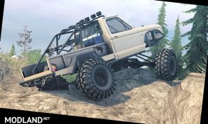 83 Ford Ranger Desert Crawler, 5 photo