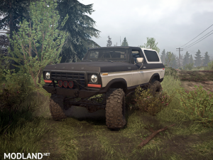 Ford Bronco Custom 1978 version 09.12.17 for v30.11.17, 2 photo