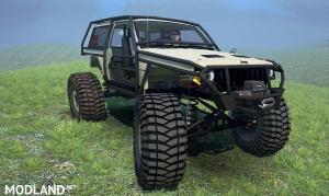 XJ 2 Door Crawler (TXVIII)