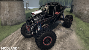 Land Crusher BC version 2 for Spintires: MudRunner (v29.01.18)