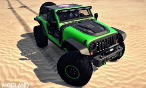 2017 Jeep Trailcat Rebuild