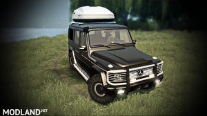 Mercedes-Benz G500 v 1.1 for (v29.01.18), 3 photo
