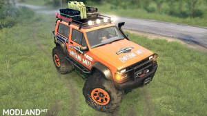 Jeep Cherokee TM v 1.0 for (v18 / 03/06), 1 photo