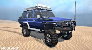 Toyota Land Cruiser LX V6