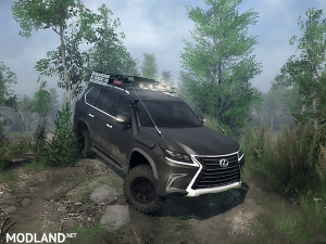 Lexus LX 570 2016 version 1.0 for (v18/05/21)