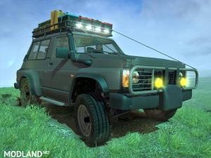 Nissan Patrol v 1.0