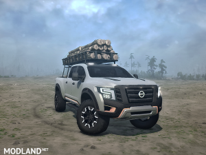 Nissan Titan Warrior 2016 v 1.0