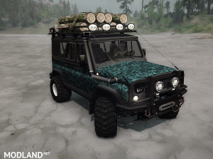 UAZ -3153 version 01 , 1 photo