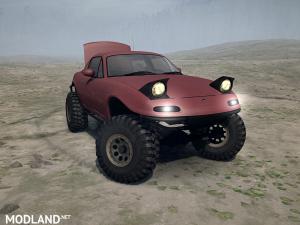 Mazda Miata 4x4 Offroad, 1 photo