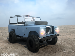 Land Rover Serie III , 1 photo