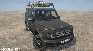 Mercedes Benz G-Class 2019 v 1.3, 1 photo