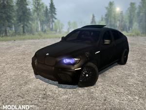 BMW X6M v11.01.18 for v11.12.17, 1 photo