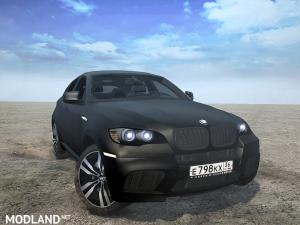 BMW X6M version 12/28/18
