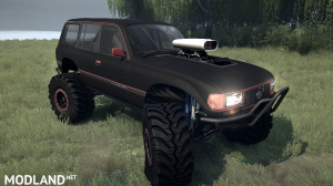 Land Crusher BC version 2 for Spintires: MudRunner (v29.01.18), 3 photo