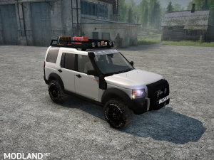Land Rover Discovery 3 / G4 v12.11.17 for v30.11.17, 2 photo