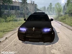 BMW X6M v11.01.18 for v11.12.17, 2 photo