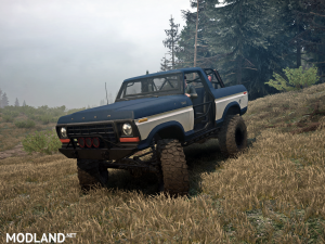 Ford Bronco Custom 1978 version 09.12.17 for v30.11.17, 3 photo