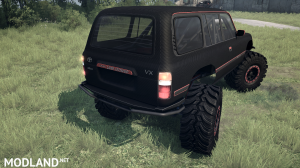 Land Crusher BC version 2 for Spintires: MudRunner (v29.01.18), 2 photo