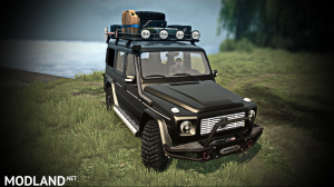 Mercedes-Benz G500 v 1.1 for (v29.01.18), 5 photo