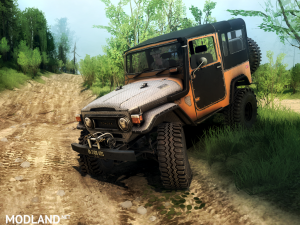 Toyota FJ40 Upgraded version of the 24.05.18 for (v18 / 03/06)