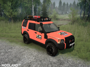 Land Rover Discovery 3 / G4 v12.11.17 for v30.11.17, 4 photo