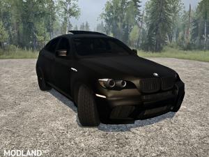 BMW X6M v11.01.18 for v11.12.17, 3 photo