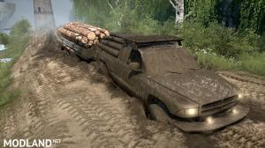 Dodge Dakota Remasteres BullMods v 08.02.18 for Spintires: MudRunner (v11.12.17), 3 photo