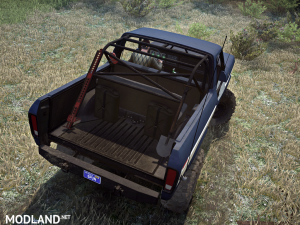 Ford Bronco Custom 1978 version 09.12.17 for v30.11.17, 1 photo