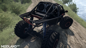 Land Crusher BC version 2 for Spintires: MudRunner (v29.01.18), 4 photo